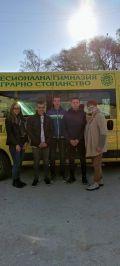 "Старт на трети регионален етап на Национално състезание ""Млад фермер"" гр.Провадия - ПГАС - Добрич"