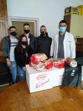 Благотворителна инициатива - ПГАС - Добрич