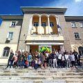 Изпращане  на Випуск 2021 - ПГАС - Добрич