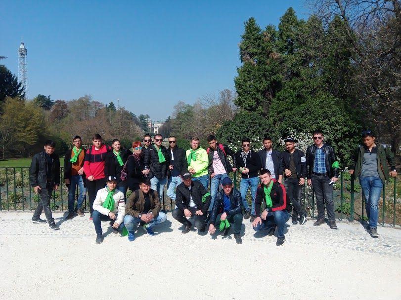 Посетени забележителности в Милано - голяма снимка