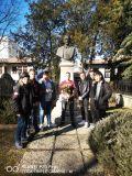 147 годишнина от обесването на Васил Левски - ПГАС - Добрич